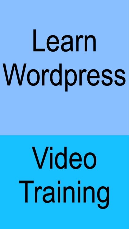 Tutorial Videos For WordPress