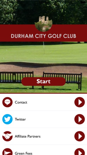 Durham City Golf Club On The App Store