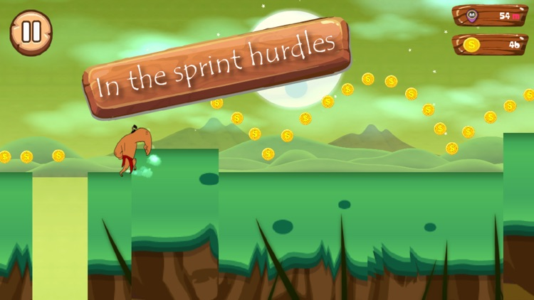 Barbarian Fast Runner screenshot-1