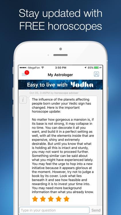 Yodha Love Astrology Horoscope Vs Daily Horoscopes screenshot-3