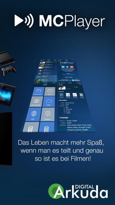 messages.download MCPlayer drahtlose UPnP-Video-Player für das iPhone, Stream-Filme auf HD-TV software