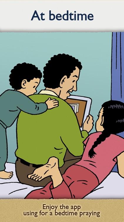 Children's Bible Daily Prayers for Family & School screenshot-3