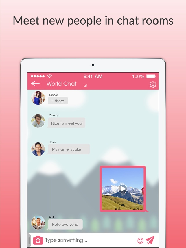 Meet Someone A Singles Chat Room - Free Dating Social Networks!