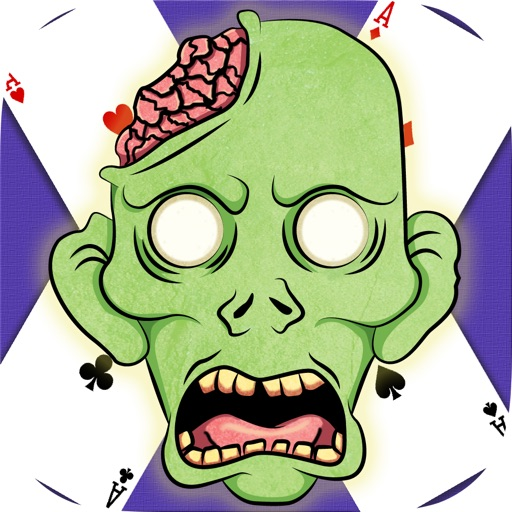 Full Game Zombie Solitaire Classic Blast