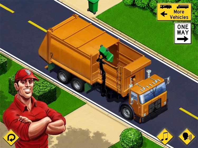 Kids Vehicles: City Trucks & Buses HD for the iPad
