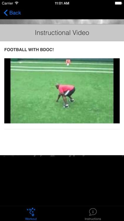 BDOC! FOOTBALL screenshot-3