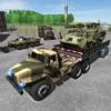 陸軍貨物トラック運転手のトランスポーター2016 - iPadアプリ