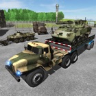 Armee Cargo- LKW-Fahrer- Transporter 2016 icon