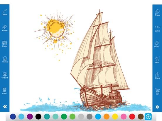 Doodle Art - Drawing, Painting & Sketch.ing Canvas screenshot