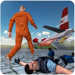 Prisoner Escape Plane Hijack - Hard Time Survival