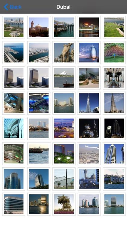 Dubai Offline Map Travel Guide screenshot-4
