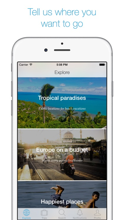 Hitlist - cheap flights and airline tickets