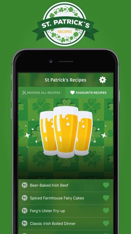 St Patrick's Recipes