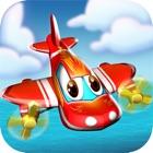 Avião Céu Corrida Simples Infinito Voar Jogo 3D icon