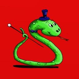 Martha The Friendly Snake