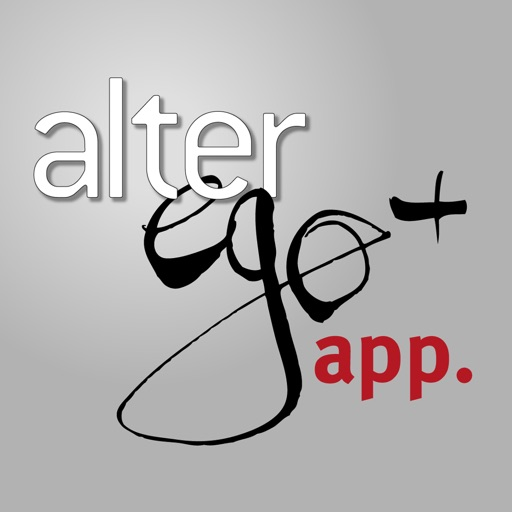 Alter ego + app. icon