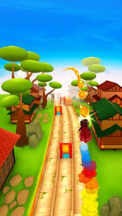 忍者の子供の実行: 最高の無料レースゲームのスクリーンショット5