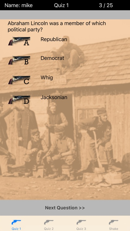 Civil War Extreme Trivia