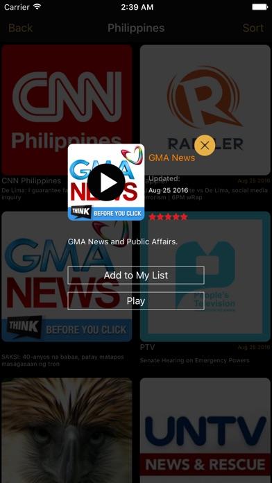 Asia News TV by Zarrar Sikander (iOS, United States) - SearchMan App