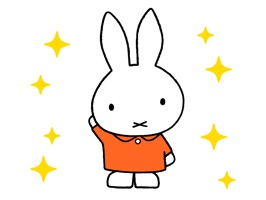 Miffy Animation Stickers