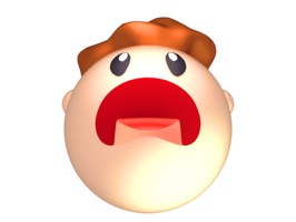 Boy! 3D Face Emoji Stickers for iMessage