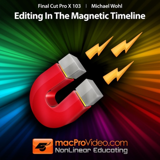 Course For Final Cut Pro X - Editing The Timeline