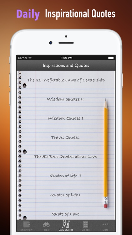Quick Wisdom from Irrefutable Laws of Leadership screenshot-4