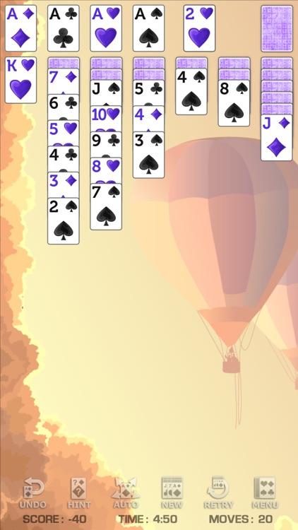 Solitaire ‣ screenshot-3
