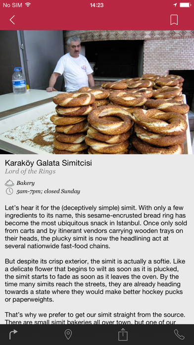Culinary Backstreets: Istanbul - An Eater's Guide to the City screenshot