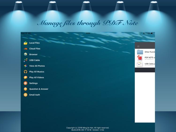 PDF Note screenshot-4