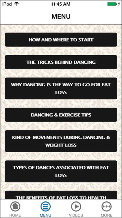 How To Burn Your Fat Through Dancing Guide screenshot-4