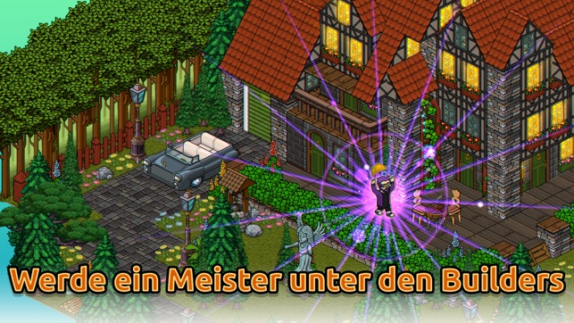 Habbo - Virtuell Welt Screenshot