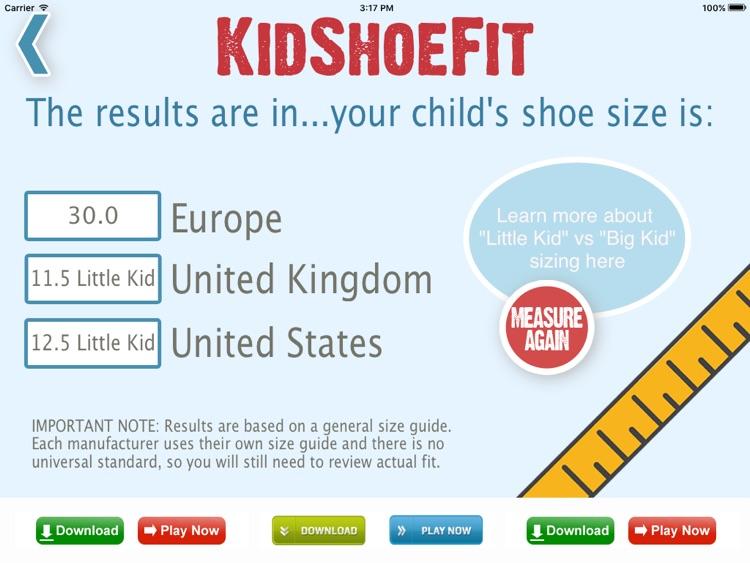 KidShoeFit screenshot-4
