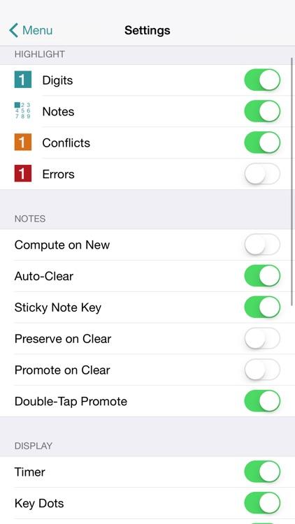 Sudoku - Prime Sudoku screenshot-4