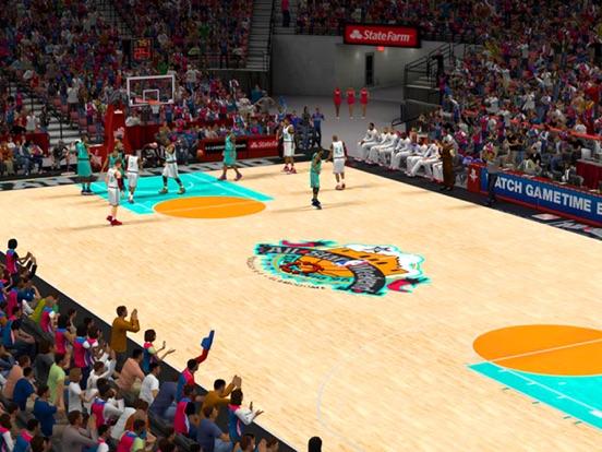 Игра Basketball NBA 17