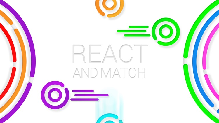 HALOS: React and Match Arcade Game screenshot-0