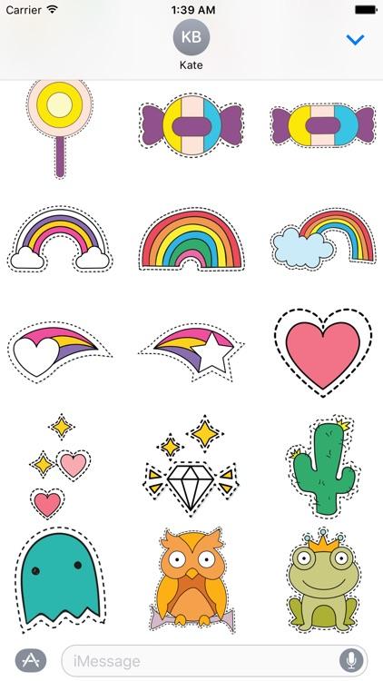 Stickers for princesses screenshot-3