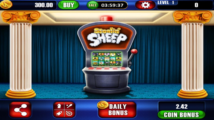 Stealin Sheep Slots - Prestige screenshot-4