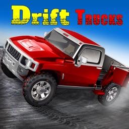 Drift Trucks - Top 3D Monster Truck Drift Racing