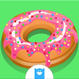 Donut Maker Deluxe -Cooking Game for Kids (No Ads)