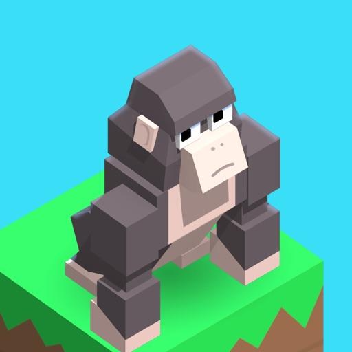 Save Gorilla - Endless Arcade Mannequin Challenge
