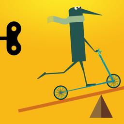 Ícone do app Máquinas simples por Tinybop