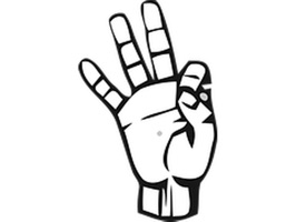 Sign Language Sticker Pack for iMessage
