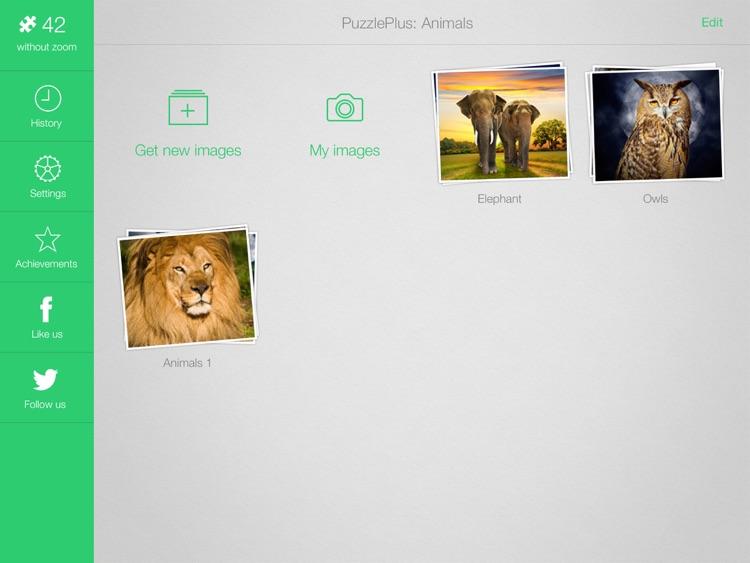 Jigsaw Puzzles Animals screenshot-4
