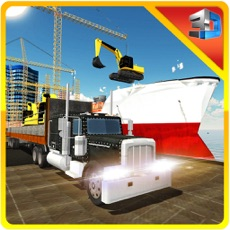Activities of Heavy Machinery Transporter Ship – Transport crane