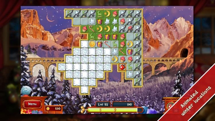 Christmas Mansion 2 - free matching fun! screenshot-4