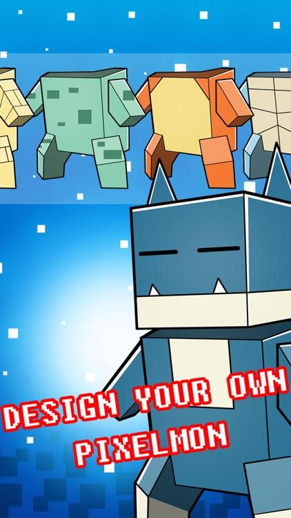 Create Your Own Monster Craft Hero - For Pokemon