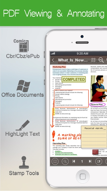 PDF Reader Pro - All-in-One PDF Office screenshot-4