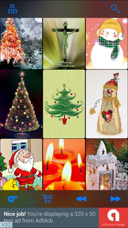 Christmas Wallpapers Pro √