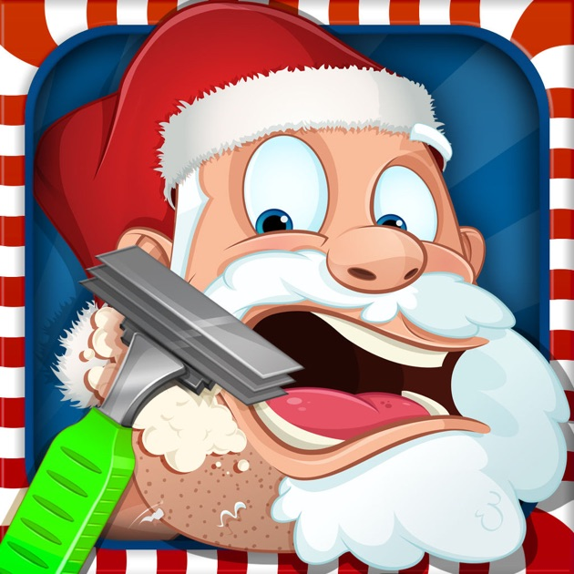 Shave santa on the app store